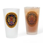 USS AMERICA Drinking Glass