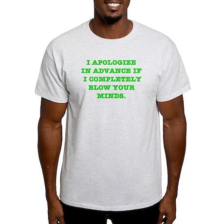 Blow Your Minds Light T-Shirt