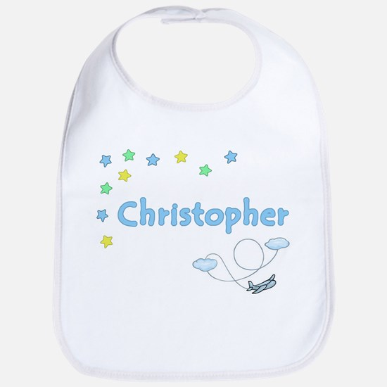 Star Pilot Christopher Bib