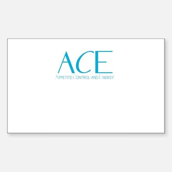 ACE Associate Sticker (Rectangle)