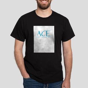 ACE logo 2 Dark T-Shirt
