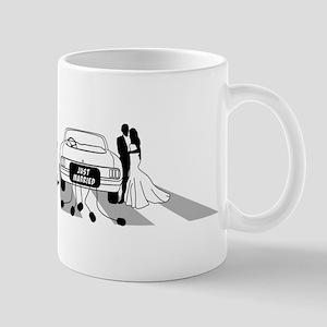 Just Married Mug