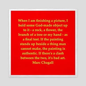 chagall9 Queen Duvet