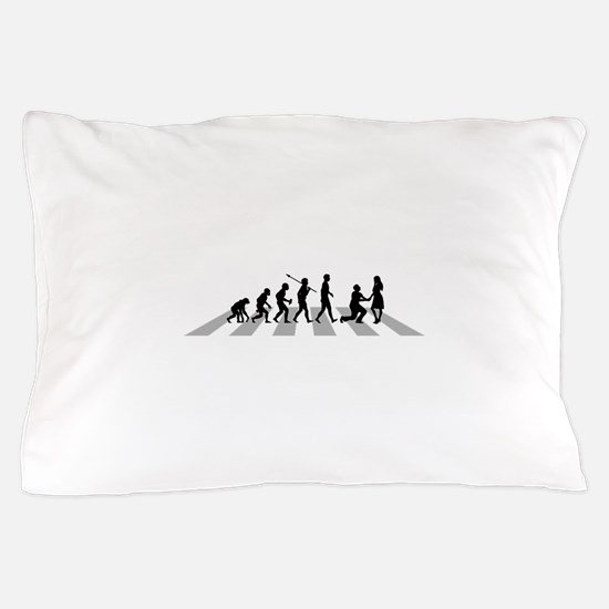 Proposing For Marriage Pillow Case
