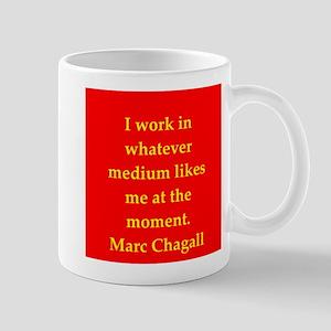 chagall5 Mug