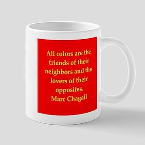 chagall1 Mug