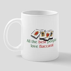 Baccarat Mug
