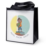 Read Know Grow Reusable Grocery Bag