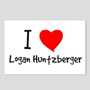 I Heart Logan Huntzberger Postcards (Package of 8)