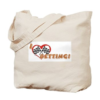 Betting Tote Bag