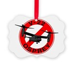 OSPREY2 Picture Ornament