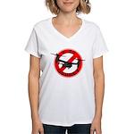OSPREY2 Women's V-Neck T-Shirt