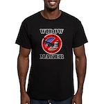 OSPREY4 Men's Fitted T-Shirt (dark)