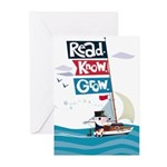 Sea Captain Greeting Cards