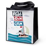 Sea Captain Reusable Grocery Bag