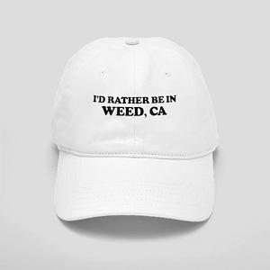Rather: WEED Cap