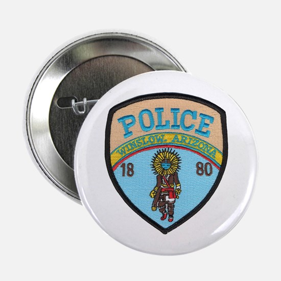 Winslow Police Button