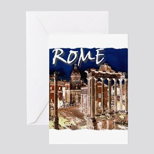 Ancient Rome Greeting Card