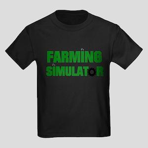 Farming Kids Dark T-Shirt
