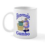 New Orleans Food: Gumbo Mug