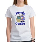 New Orleans Food: Gumbo Women's T-Shirt
