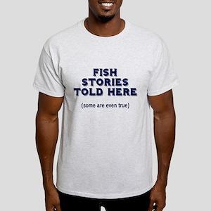 Fish Stories Light T-Shirt