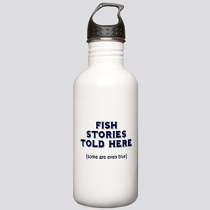 Fish Stories Stainless Water Bottle 1.0L