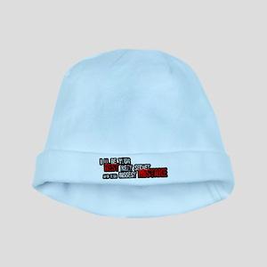 I'll Be Your Best Kept Secret baby hat