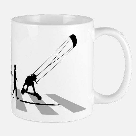 Landboarding Mug