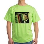 President Ronald Reagan Green T-Shirt