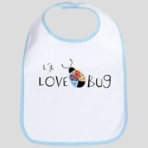 L'il Love Bug Bib
