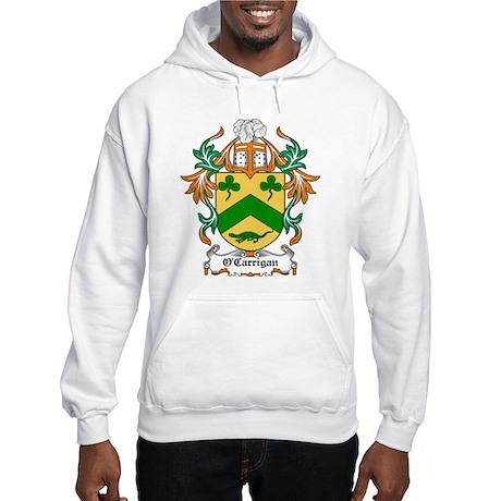 O'Carrigan Coat of Arms Hooded Sweatshirt
