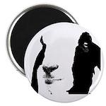Georgie Goat Magnet