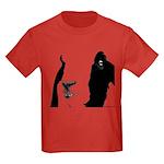 Georgie Goat Kids Dark T-Shirt