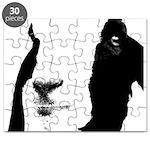 Georgie Goat Puzzle