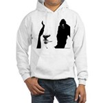 Georgie Goat Hooded Sweatshirt