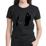 Georgie Goat Women's Dark T-Shirt