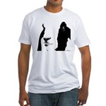 Georgie Goat Fitted T-Shirt
