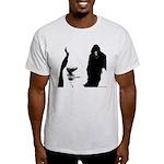 Georgie Goat Light T-Shirt