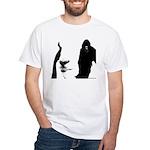 Georgie Goat White T-Shirt
