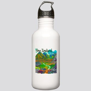 New Zealand Stainless Water Bottle 1.0L