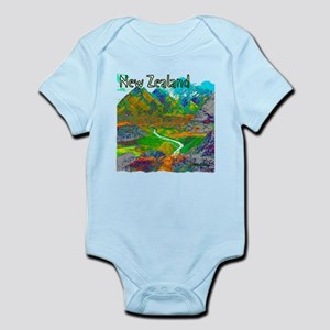 New Zealand Infant Bodysuit