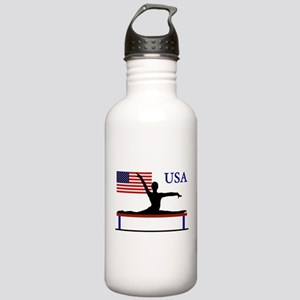 USA Gymnastics Stainless Water Bottle 1.0L