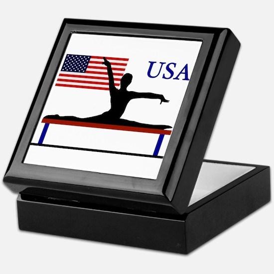USA Gymnastics Keepsake Box