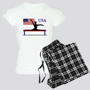 USA Gymnastics Women's Light Pajamas