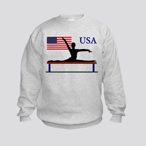 USA Gymnastics Kids Sweatshirt