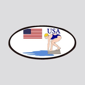 USA Swimming Patches