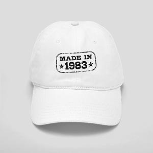 Made In 1983 Cap