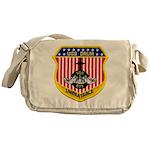 USS DRUM Messenger Bag