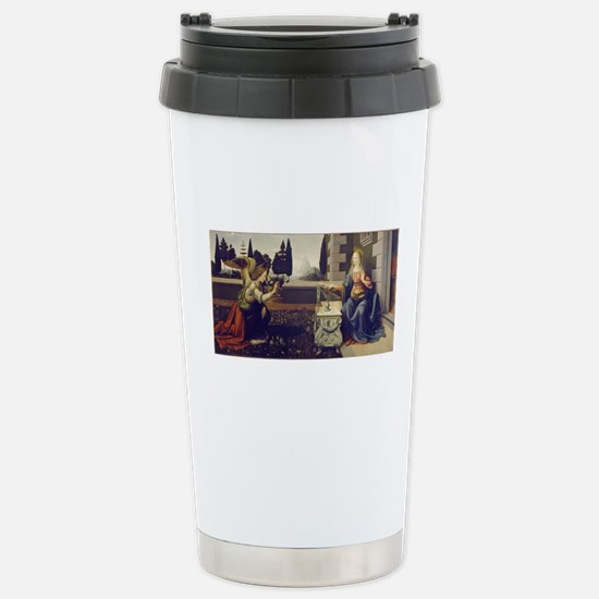 leonardo da vinci Stainless Steel Travel Mug